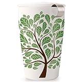 Tea Forte KATI Tea Brewing System Green Leaves
