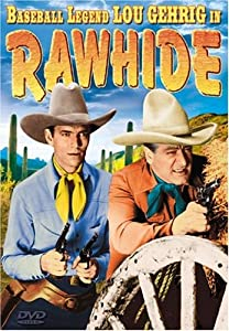 "Cover of ""Rawhide"""