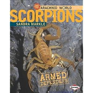 Scorpions: Armored Stingers (Arachnid World)
