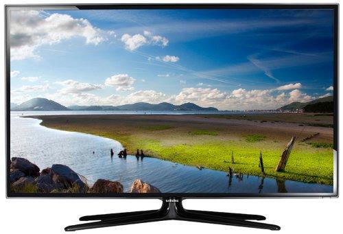 Samsung UE46ES5800 117 cm (46 Zoll) LED Backlight Fernseher, Energieeffizienzklasse A+ (Full-HD, 100 Hz CMR, DVB-T/C/S, inkl. WLAN-Dongle) schwarz - exklusiv bei Amazon.de