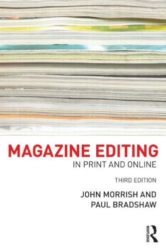Magazine Editing 3rd edition