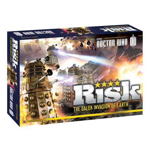 RISK: Doctor Who