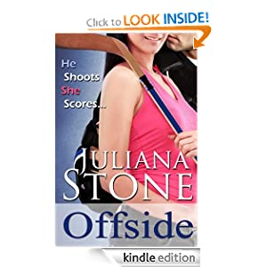 Offside (The Barker Triplets)
