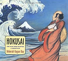 "Cover of ""Hokusai: The Man Who Painted a ..."