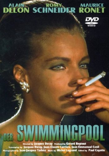Der Swimmingpool [DVD]; ca. 5 Euro