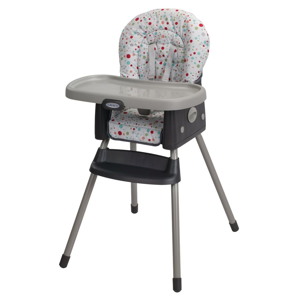 Graco 4 In One High Chair Top Rated High Chairs For Babies 2018