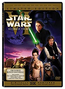 "Cover of ""Star Wars Episode VI - Return o..."