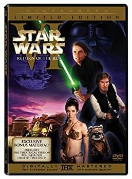 "Cover of ""Star Wars Episode VI - Return o..."
