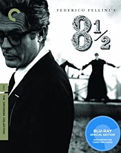 "Cover of ""8 1/2 (The Criterion Collection..."