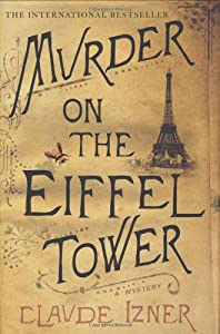 """Cover of """"Murder on the Eiffel Tower: A V..."""
