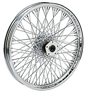 Amazon.com: Ultima 80 Spoke 21 X 2.15 Front Wheel For