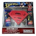 Superman Bath Time Set