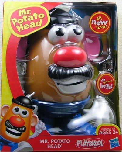 Opiniones de Playskool  Mr Potato Head  All New Look
