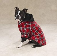Zack & Zoey - The Logger - Dog Hoodie & Red Flannel Shirt ...