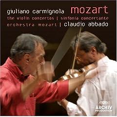 5 Violin Concertos/Sinfonia Concertante (Bril)