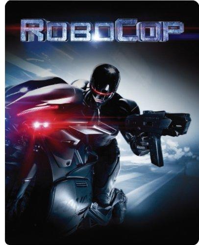 ロボコップ ブルーレイ版スチールブック仕様 (4,000セット数量限定生産) [Blu-ray]