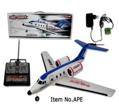 Azimporter-295-Wingspan-Air-Earl-Passager-Electric-Air-Plane-30-2-Channel-Remote-Control-RC-Jet-Toy