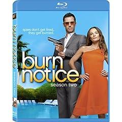 Get Season 2 of Burn Notice on Blu-Ray