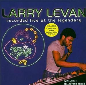 Various Artists Larry Levan  Larry Levan Live at the Paradise Garage  Amazoncom Music