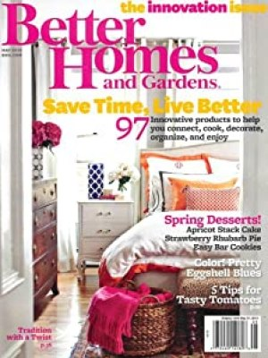 Better Homes & Gardens (1-year auto-renewal)