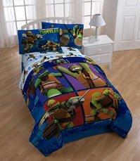 Awardpedia - Teenage Mutant Ninja Turtles Twin Bedding ...