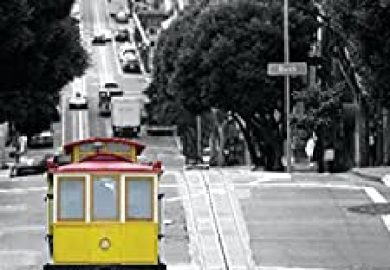 Cable Car In San Francisco Poster Print By Photography Collection 24 X 32