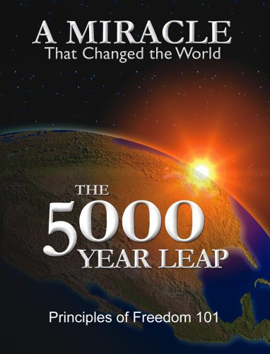 Amazon.com: The 5000 Year Leap (Original Authorized Edition) (9780880801485): W. Cleon Skousen: Books