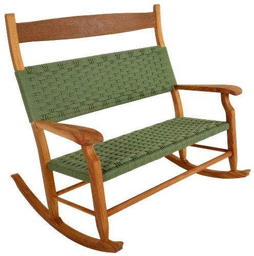 Pleasing 1 For Sale Hatteras Outdoors Dcfdrme Double Rocker Meadow Creativecarmelina Interior Chair Design Creativecarmelinacom