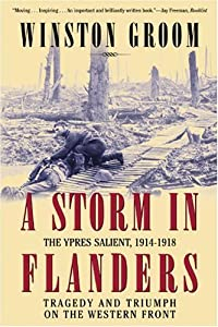 "Cover of ""A Storm in Flanders: The Ypres ..."