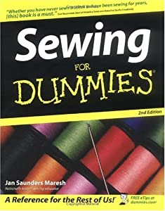 "Cover of ""Sewing for Dummies"""