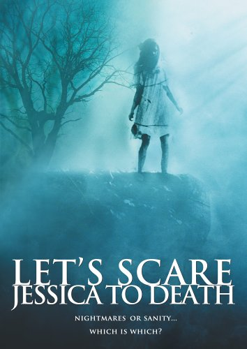 "Cover of ""Let's Scare Jessica to Death"""
