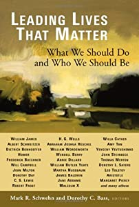 "Cover of ""Leading Lives That Matter: What..."
