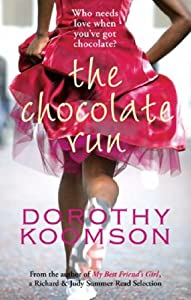 """Cover of """"The Chocolate Run"""""""