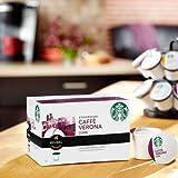 Starbucks Cafe Verona Coffee Keurig K-Cups, 16 Count