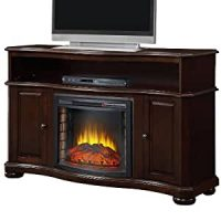 Amazon.com - Merrill Media Electric Fireplace Heater ...