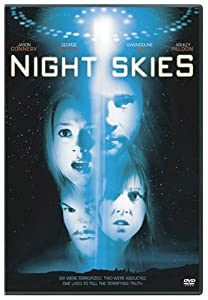 """Cover of """"Night Skies (Widescreen Edition..."""