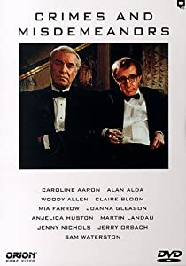 """Cover of """"Crimes and Misdemeanors [Region..."""