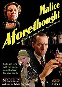 "Cover of ""Mystery: Malice Aforethought"""