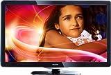 Philips 37PFL4606H/12 94 cm (37 Zoll) LCD-Fernseher, Energieeffizienzklasse C (Full-HD, 100 Hz, DVB-T,-C) schwarz
