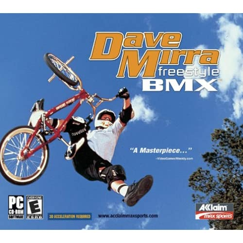 Dave Mirra -  Repack (47Mb Only) + Portable