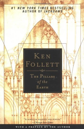 "Cover of ""The Pillars of the Earth"""