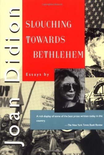 Amazon.com: Slouching Towards Bethlehem: Essays (9780374521721): Joan Didion: Books