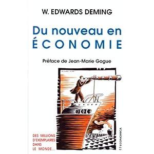 Du nouveau en économie (Edward Deming)
