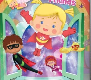 Chloe's Closet: Super Best Friends [DVD] [Import]
