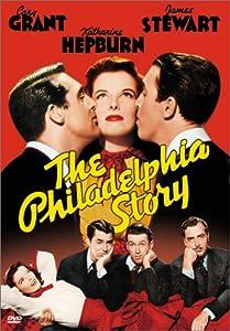 "Cover of ""The Philadelphia Story"""
