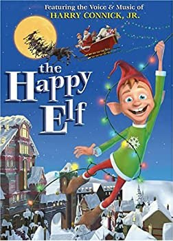 """Cover of """"The Happy Elf"""""""