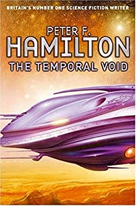 "Cover of ""The Temporal Void"""