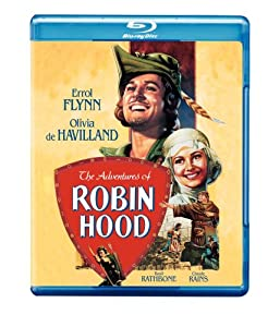 "Cover of ""The Adventures of Robin Hood [B..."