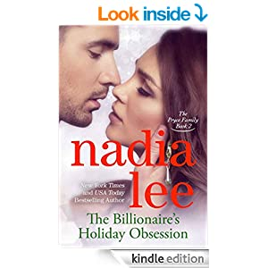 The Billionaire's Holiday Obsession (The Pryce Family Book 2)