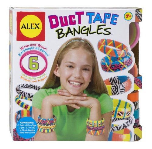 ALEX Toys Craft Duct Tape Bangles